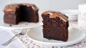 How to Make a Simple Chocolate Cake Easy Homemade Chocolate Cake