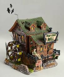 Dept 56 Halloween Village by Department 56 Snow Village Halloween At Replacements Ltd Page 5