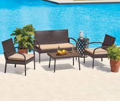 Outdoor Sectional Sofa Big Lots by Patio Furniture Big Lots