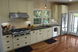 Image Of Kitchen Design White Cabinets