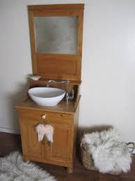 lis élégant badmöbel antik
