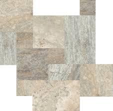 Valencia Scabos Travertine Tile by Silver Mist Gray Travertine Tile Trvsilmstbundle Bedrosians