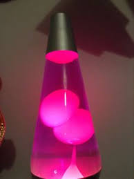 Colossus Lava Lamp Bulb by A Lava Lamp Photographed In 2012 Reminiscent Of The 60s Back To