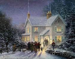 Thomas Kinkade Christmas Tree For Sale by 565 Best Thomas Kinkade Images On Pinterest Landscapes
