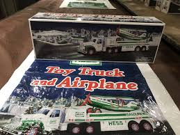 Hess 2002 Toy Truck And Airplane | EBay