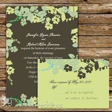 Modern Casual Outdoor Wedding Invitations The Best Plans Free By