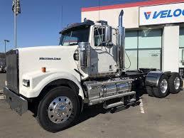 100 Tandem Trucking 2019 Western Star 4900 Axle Day Cab Truck Detroit DD16
