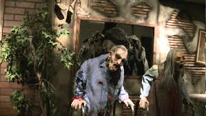 Best Halloween Attractions by Transworld 2013 Halloween Attractions Haunt Show Youtube