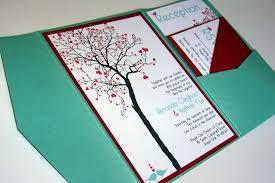 30 DIY Handmade Wedding Invitation Designs Pinterest