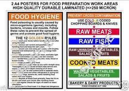hygi鈩e alimentaire en cuisine food hygiene prevent cross contamination kitchen 2 a4
