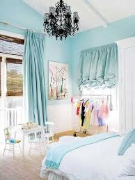 Room Child Bedroom With Light Blue Walls