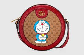 Items Where Year Is 2021 Doraemon X Gucci Capsule Features 50 Items In 2021