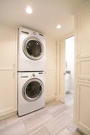 Bathroom Floor Plans With Washer And Dryer by Home Design Laundry Room Ideas Stacked Washer Dryer Powder Room