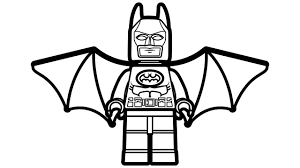 Lego Batman Coloring Book Pages Kids Fun Art Activities Video For