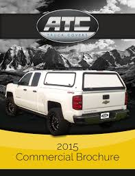 ATC Truck Covers 2015 Commercial Brochure By ATC Truck Covers - Issuu