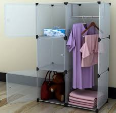 The Go With A Portable Wardrobe Closet