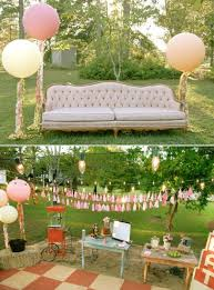 Outdoor Movie Party Ideas