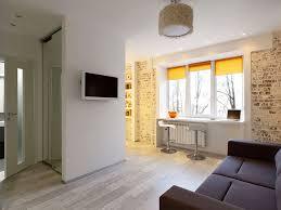 Tiny Apartment Interior In Kiev