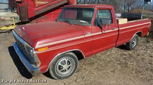 1978 Ford F150 Pickup Truck   Item AT9693   SOLD! February 2...