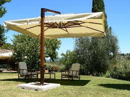 elegant large patio umbrellas cantilever large cantilever patio