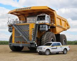 Liebherr - A T 282 B Mining Truck Vs. A Ford F150: The T 282 B Has A ... Truckfax New Liebherr For Quebec Cement Mixer And Volvo Fmx Truck Working Unloading Ceme Liebherrt282bdumptruck Critfc Ltm1300 Registracijos Metai 1992 Visureigiai Kranai Fileliebherr Crane Truckjpg Wikimedia Commons Off Highwaydump Trucks Arculating Ta 230 Litronic Visit Of Liebherr Plant Ming Images Lorry 201618 T 236 Auto 3508x2339 Haul Trucks Then And Now Elkodailycom R9100 Excavator Loading Cat 773g Awesomeearthmovers
