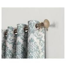 Simply Shabby Chic Curtain Panel by Lily Scalloped Curtain Panel 54