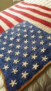 Ravelry Wysiwygirls Vintage American Flag Throw