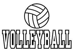 Brilliant Ideas Of Volleyball Coloring Pages To Print About Reference