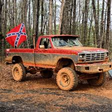 100 Rebel Flag Truck Truck Mud Flag Southern Girls Love Jacked Up Trucks Ford