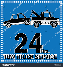 100 Free Tow Truck Service Ing Vector Sticker Icon 24 Stock Vector Royalty