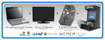 X Arcade Mame Cabinet Plans by Xtension Mini Arcade Bartop Cabinet The X Arcade Tankstick