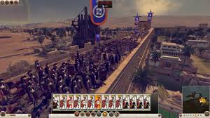 total siege total war rome 2 the siege of alexandria gameplay 1080p