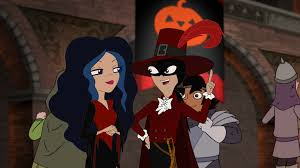 Halloween Monster List Wiki by Image Stacy And Vanessa In Halloween Costumes Png Phineas And