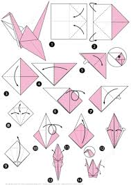 Click To See Printable Version Of Origami Bird Instructions Paper Craft
