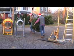 Krinner Christmas Tree Stand Home Depot by Stand Straight Christmas Trees Youtube