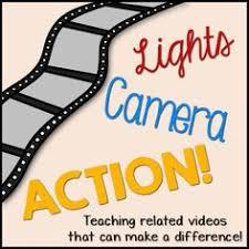 Light Verb by Lights Camera Action Verbs Charades Lights Camera Action