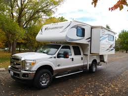 Adventurer Truck Camper Model 910DB