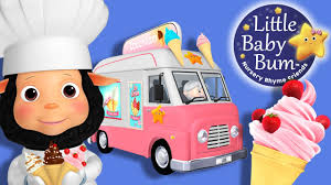 Ice Cream Song | Part 2 | Little Baby Bum | Nursery Rhymes For ...