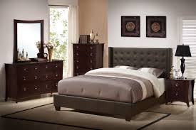 Black Leather Headboard California King by Bedroom Modern Bedroom Design With Cozy Cal King Bed Frame Ideas