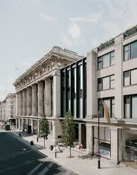 Selfridges Department Store Extension By David Chipperfield Architects