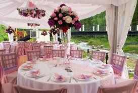 Spring Fall And Early Summer Are Ideal For Outdoor Weddings