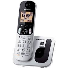 Panasonic KX-TGC210S Dect 6.0 Plus Cordless Landline Phone System ... Panasonic Cordless Phone And Answering Machine With 2 Kxtgf342b Voip Phones Polycom Desktop Conference Kxtgc223als Reviews Productreviewcomau Design Collection Phone Answering Machine Voip8551b Kxtgp550 Sip System Kxtg6822eb Twin Dect Telephone Set Amazonco Officeworks Kxtg5240m 58 Ghz Fhss Gigarange Supreme Expandable Kxtgp0550 For Smb Youtube Kxtgp 500 Buy Ligo Amazoncom Kxtgd220n 60 Digital Corded Home Office Telephones Us