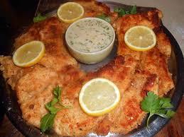 cuisine escalope de dinde recette d escalope de dinde panée avec creme d anchois