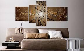 Brown Paintingsbrown Wall Artbrown Oil Paintings