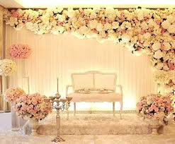 Mesmerizing Wedding Stage Decoration Decor Hindu Pictures
