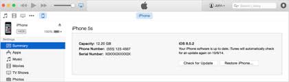 How To Find Out iPhone IMEI Serial Number