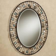 Ikea Bathroom Mirrors Ideas by Silver Oval Bathroom Mirror Best Bathroom Decoration