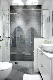 Grey Tiles With Grey Grout by White Bathroom Floor Tile With Grey Grout Gray Horizontal