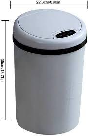 mülleimer sensor mülleimer 11 liter automatik abfalleimer