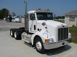 100 Day Cab Trucks For Sale PETERBILT TANDEM AXLE DAYCAB FOR SALE 7024